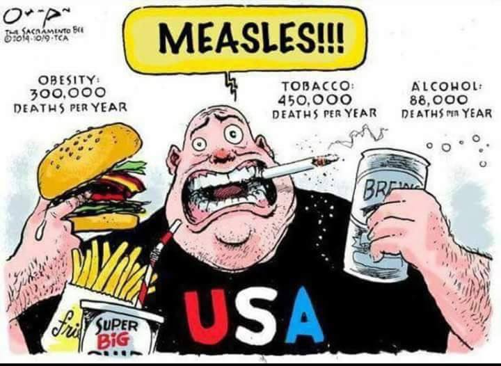 measles fear