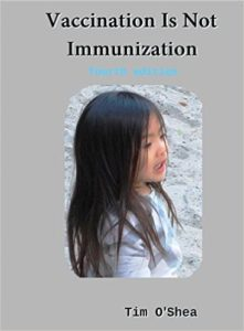 vaccination is not immunization book